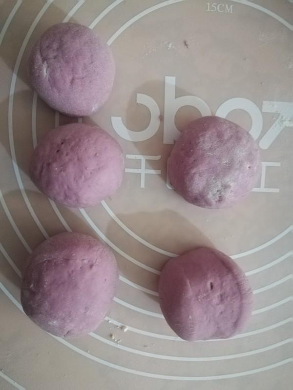 紫薯馒头怎么炒