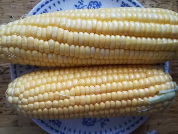 肉末玉米粒的做法图解
