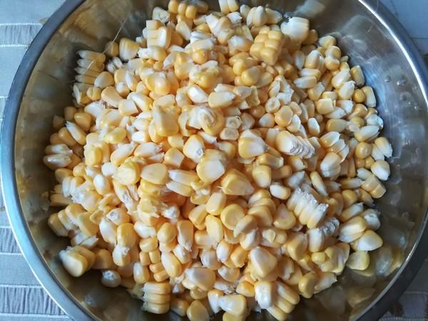 肉末玉米粒的家常做法