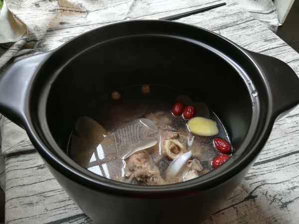 海底椰筒骨汤怎么做