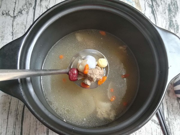 海底椰筒骨汤怎么煮