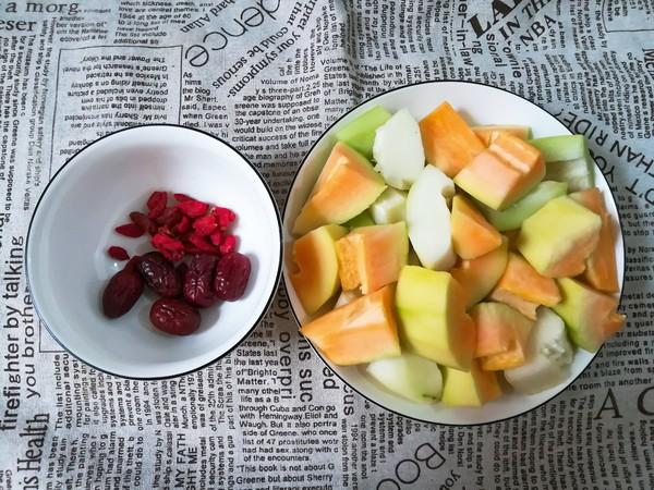 排骨木瓜汤的做法大全