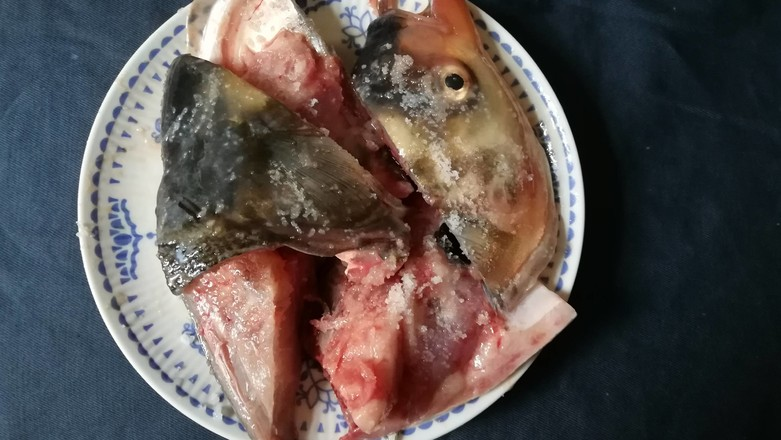 豆腐鱼头汤的步骤