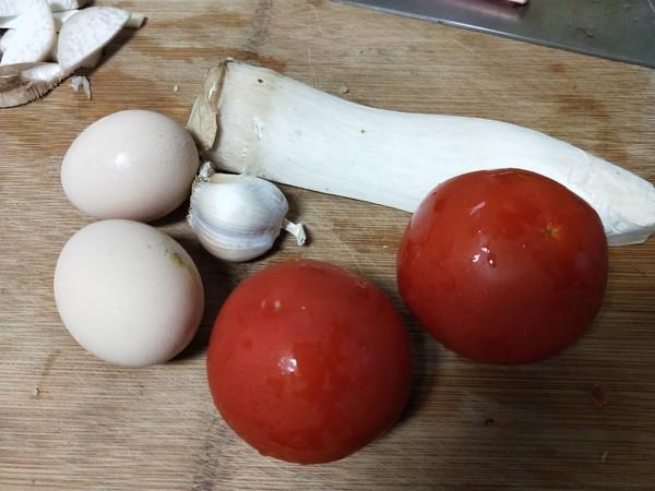 番茄鸡蛋米线的做法大全