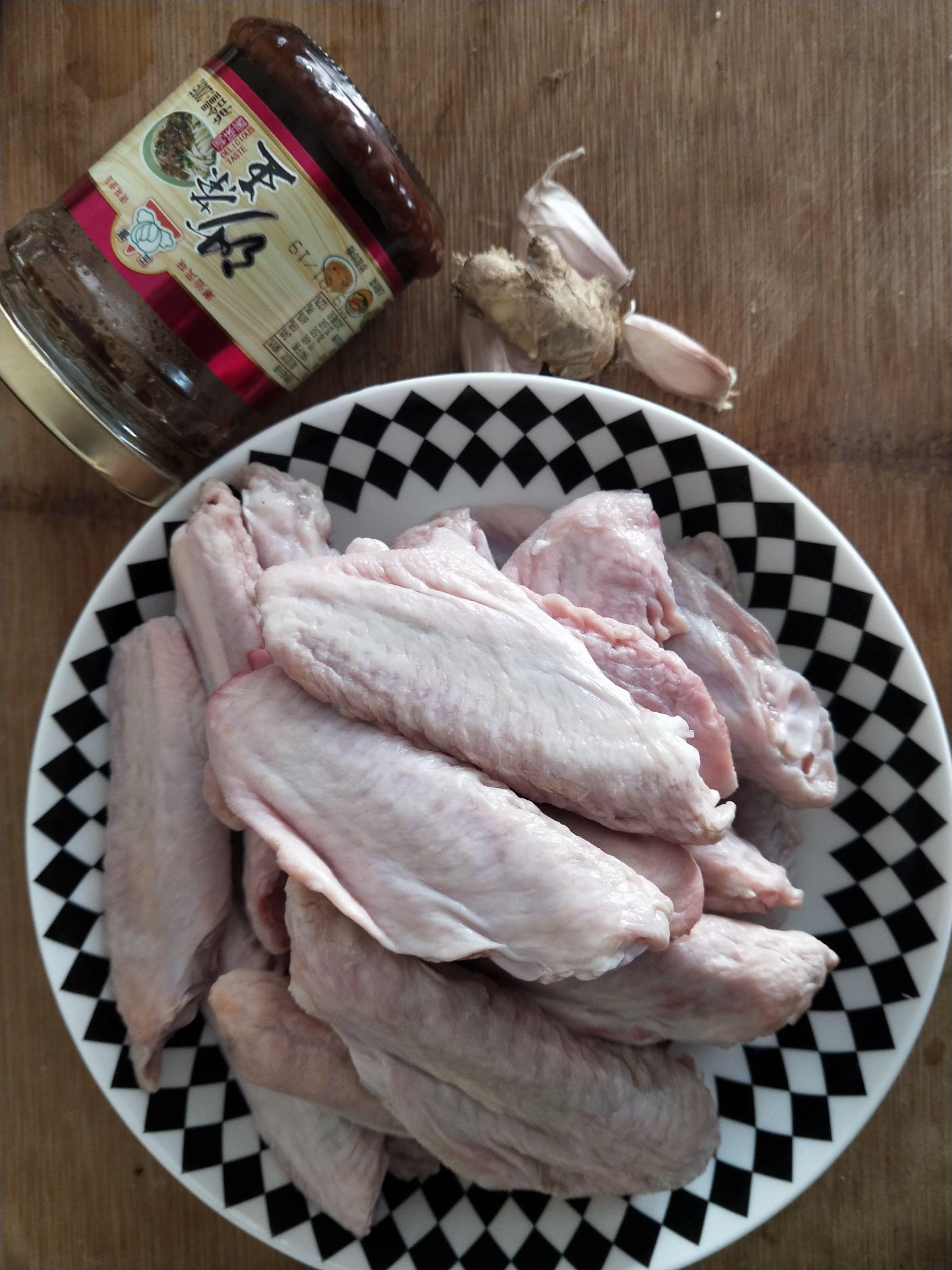 沙茶焖鸭翅的做法大全
