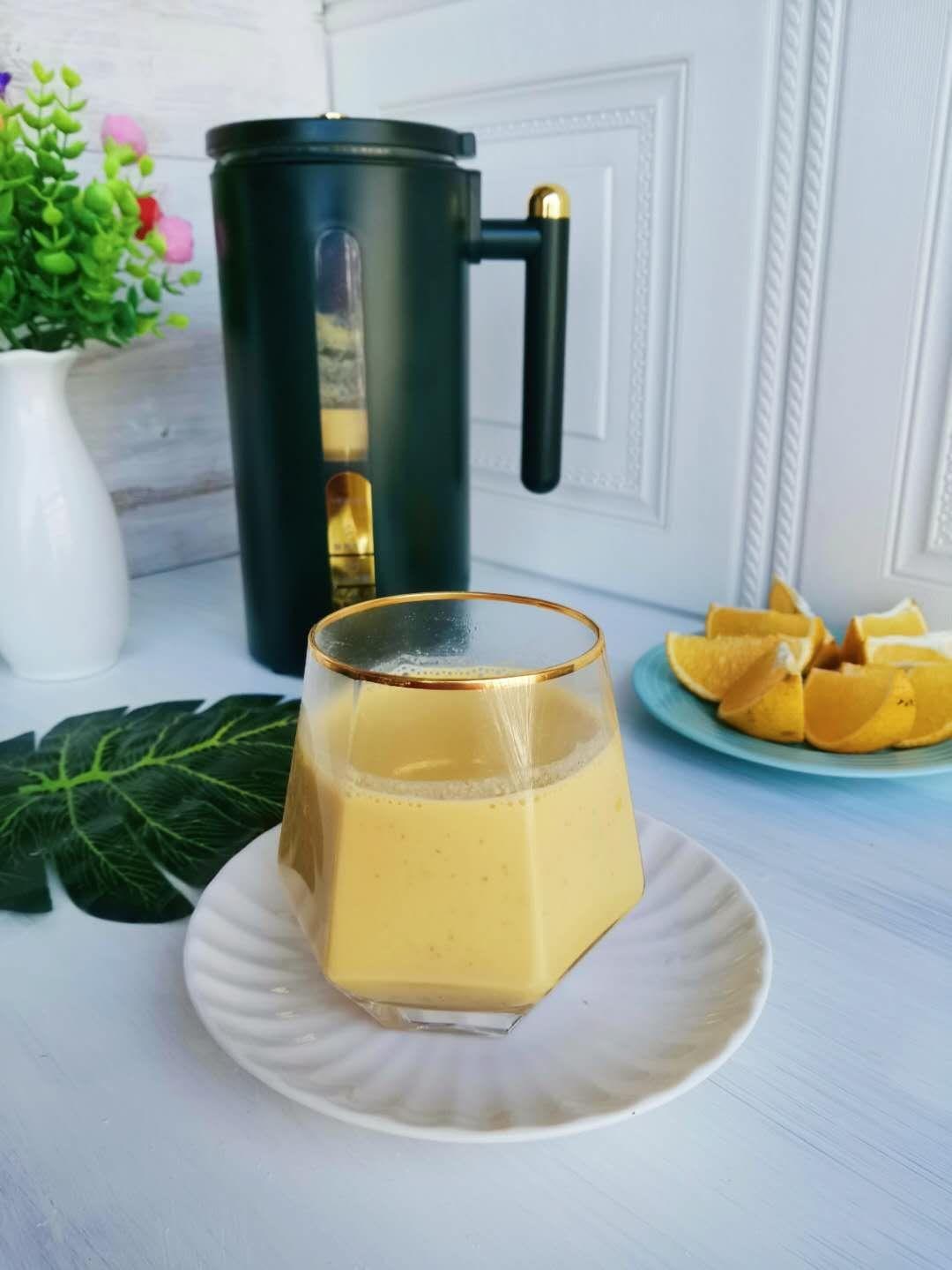 自制红枣花生豆奶~每日一杯气色喝出来成品图