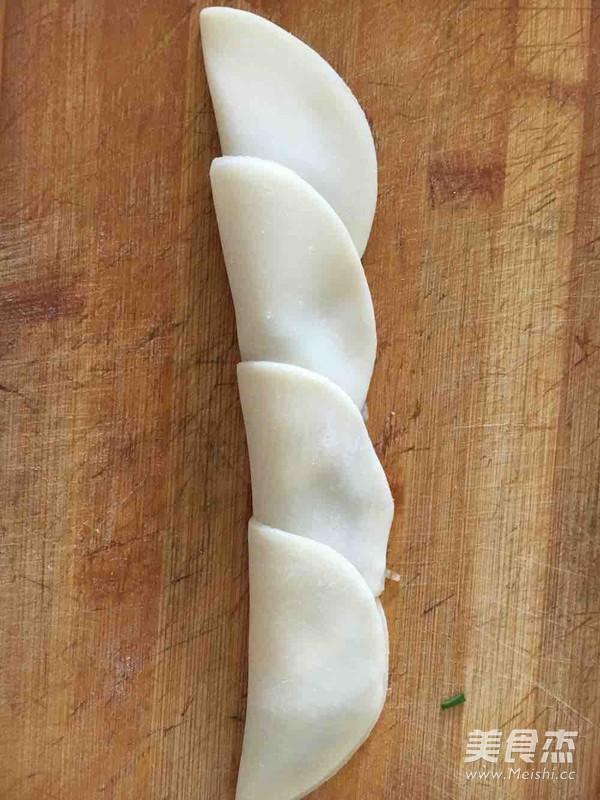玫瑰饺子怎么吃