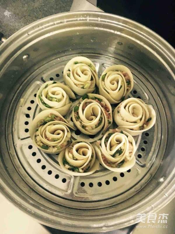 玫瑰饺子怎么煮
