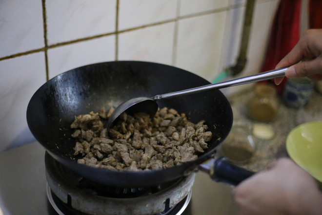 孜然羊肉怎么煮