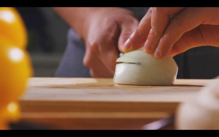 奶油蘑菇汤的做法图解
