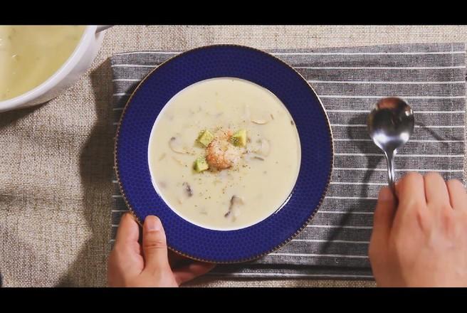 奶油蘑菇汤怎样炒