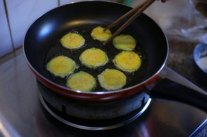 香煎西葫芦怎么炒