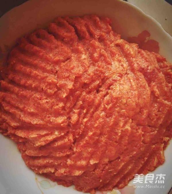 手工牛肉丸的做法图解