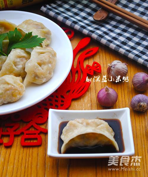 什锦蒸饺怎么煮