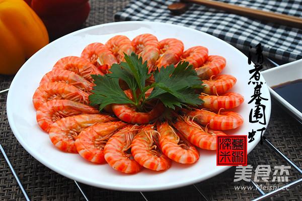 浙江清煮基围虾怎么做