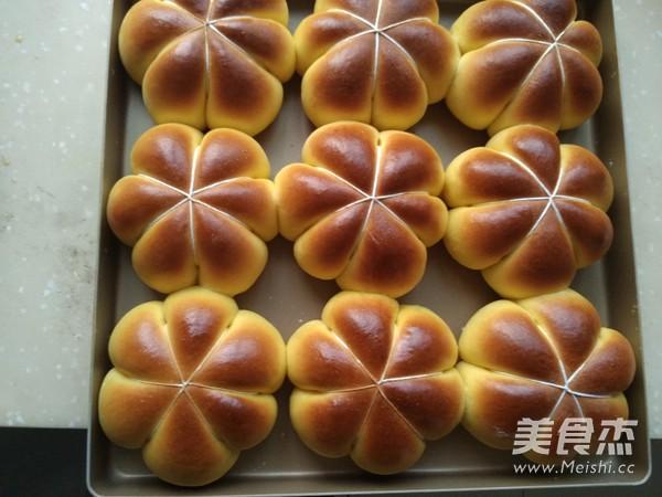 蜜豆南瓜小面包怎样煸