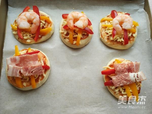 迷你披萨~面包机版怎样煸
