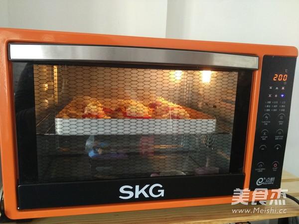 迷你披萨~面包机版怎样炒