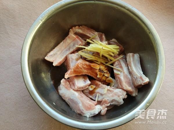 酱香猪肋排的简单做法