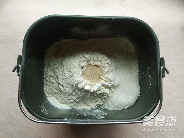 鲜奶吐司的家常做法