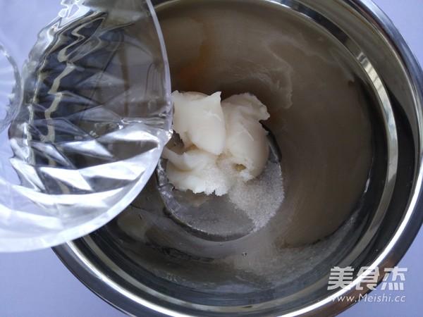 京式自来白月饼的做法图解