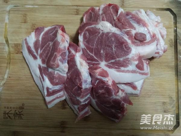 肉夹馍的做法图解