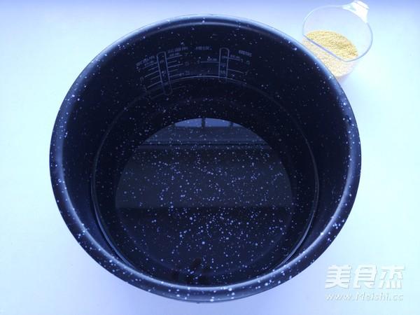 海参小米粥的做法大全
