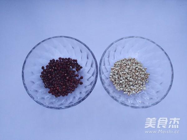 红豆薏米水的做法大全