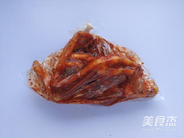 泡菜酱焗凤爪的家常做法