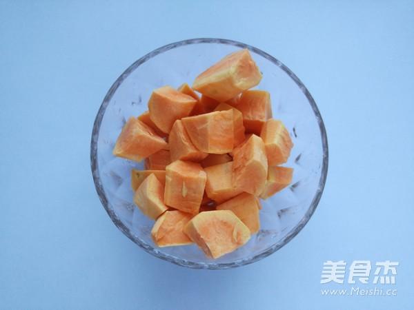 红薯粥的做法图解