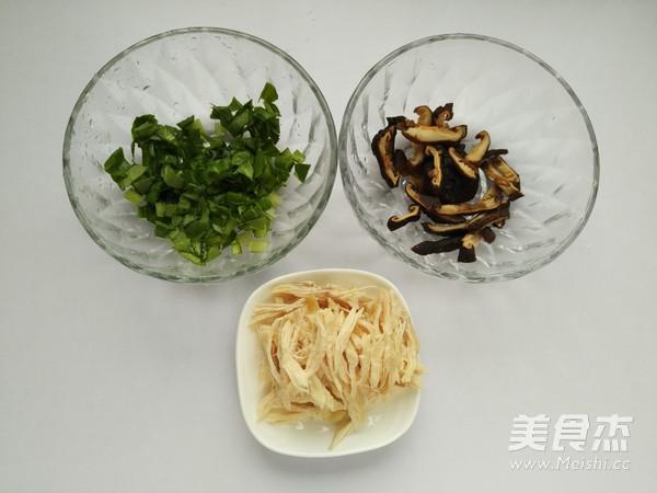 香菇鸡汤粥的简单做法