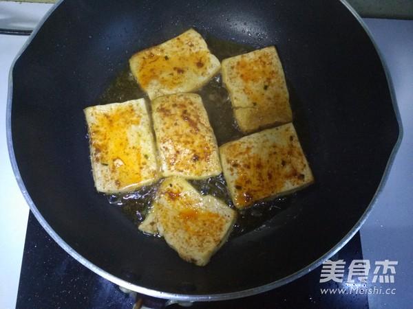 沙茶豆腐怎么炖