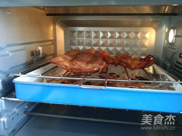 蜜汁叉烧肉怎么煮