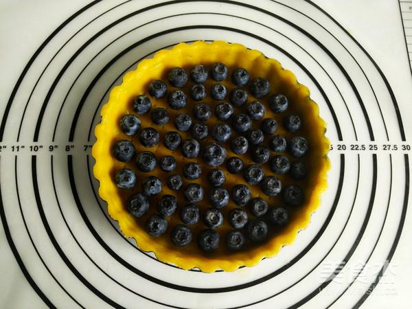 蓝莓乳酪派怎样炒