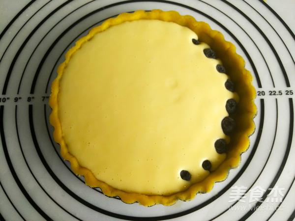 蓝莓乳酪派怎样煮