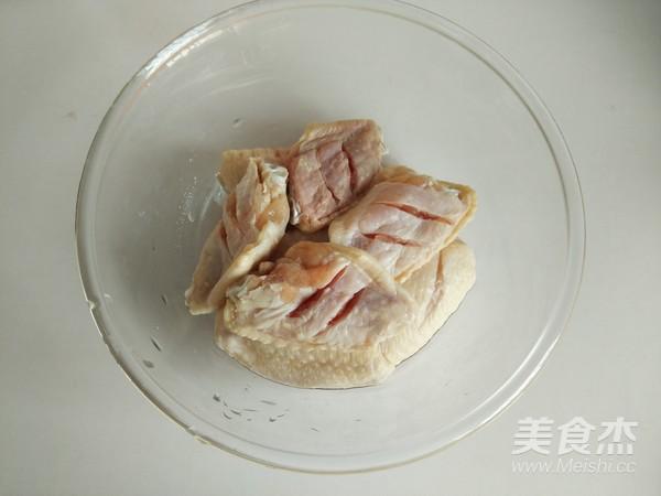 川味干锅鸡翅的做法图解