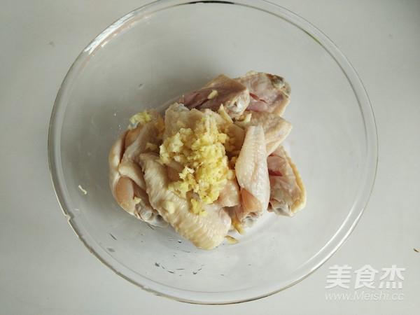 川味干锅鸡翅的家常做法