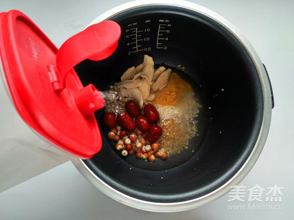 五谷杂粮粥的简单做法
