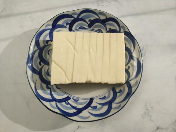 火腿蒸豆腐的简单做法