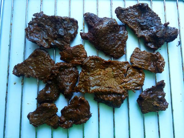 咖喱牛肉干怎么做