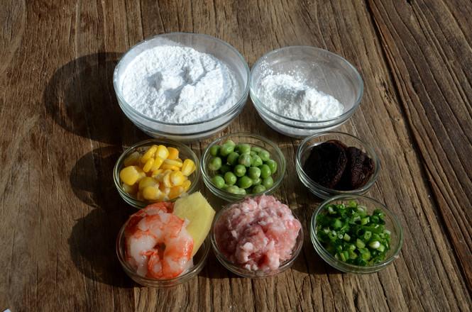 儿童水晶虾饺的做法大全