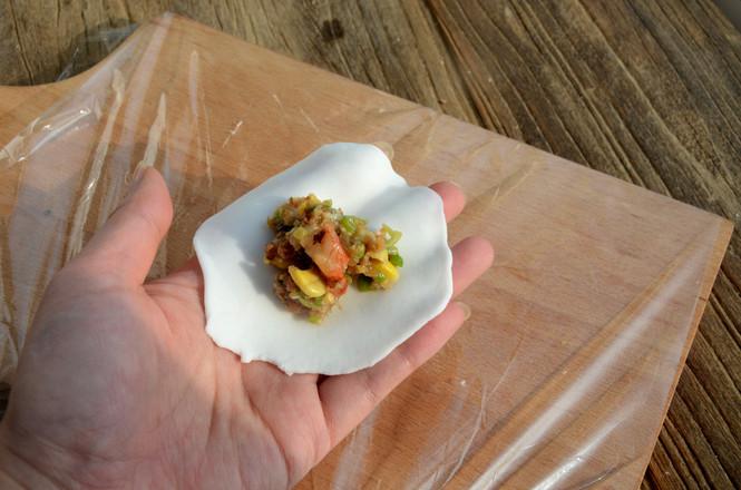 儿童水晶虾饺怎么煸