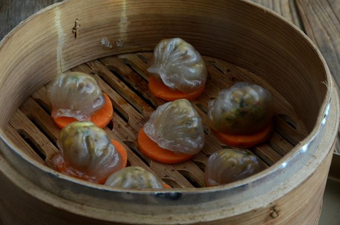 儿童水晶虾饺怎样炒