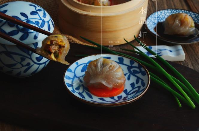 儿童水晶虾饺怎样煮