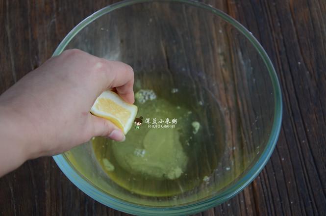 菠萝味戚风蛋糕怎么炒