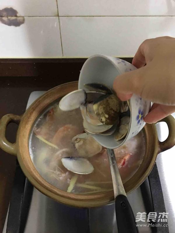 海鲜粥怎么吃