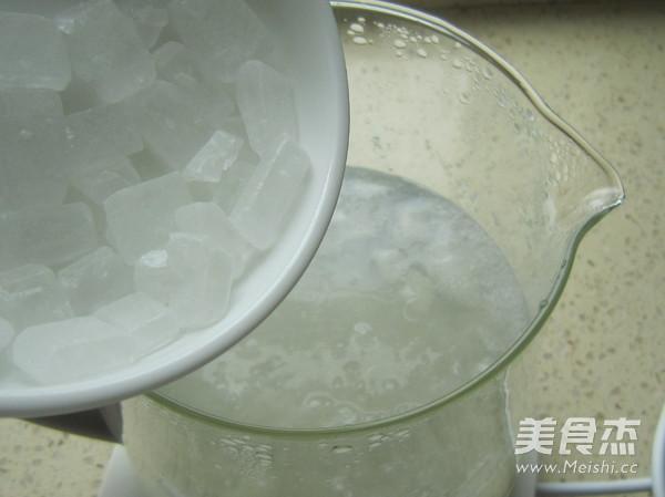 冰糖燕窝的简单做法
