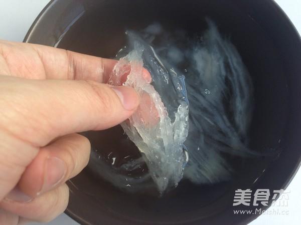 木瓜牛奶燕窝的做法图解