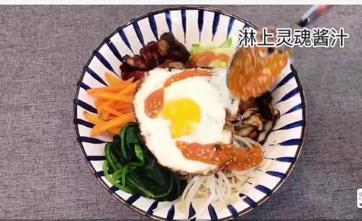 韩式拌饭怎样煮
