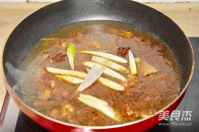 番茄牛肉汤怎么吃